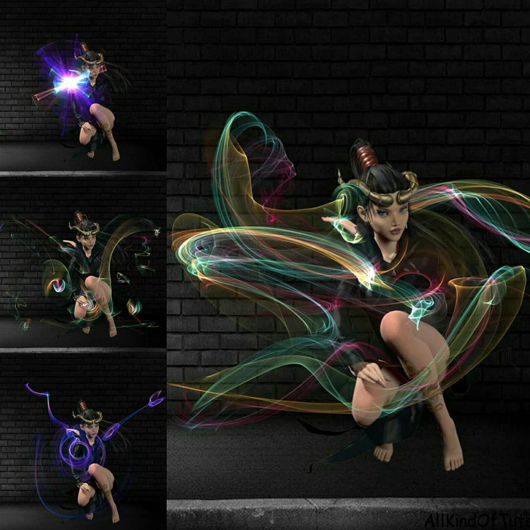 Magic Lights Overlays Preview