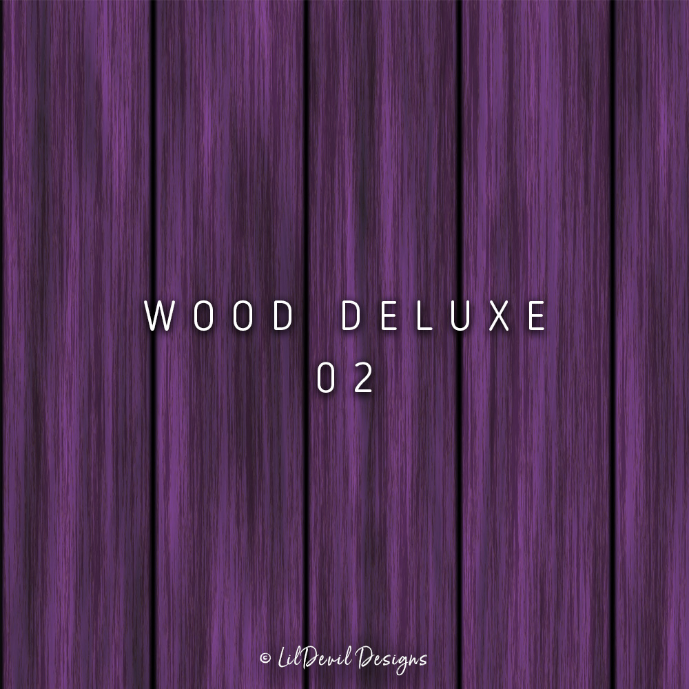WOOD DELUXE 02 Preview